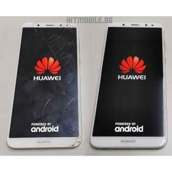 Сервиз : Ремонт на дисплей Huawei mate 10 Lite Цена 80лв.