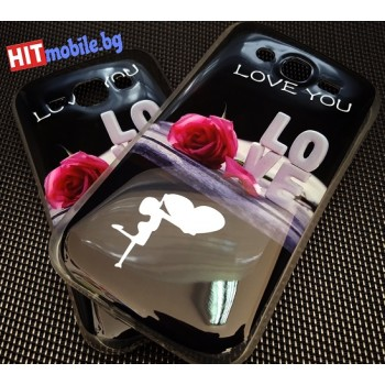 калъф силиконов кейс за CASE LOVE YOU за SAMSUNG : J1 , J5 , S3 , S3 NEO , S4 ,  CORE PRIME , GRAND  PRIME , GRAND NEO DUOS