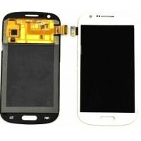 LCD display Дисплей за Samsung Galaxy  Express ( i8730 )  + touch тъч скрийн / Бял / Сив цена : 165лв.