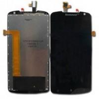 LCD Дисплей + тъч Lenovo S920 - бял цена : 68лв.