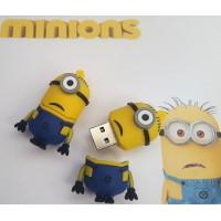 Flash памет минионите minions 4gb цена - 18лв.
