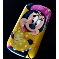CASE mickey mouse твърд гръб за SAMSUNG GALAXY S3 MINI i8190