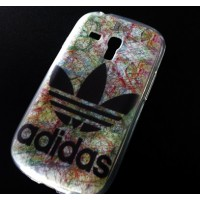 CASE adidas силиконов гръб за SAMSUNG GALAXY S3 MINI i8190
