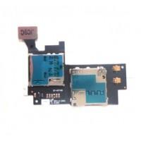 SIM четец + micro SD четец за Samsung  Galaxy Note 2 ( N7100 ) цена : 17лв.
