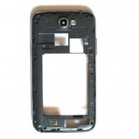 Среден борд панел  за Samsung  Note 2 ( N7100 )  светло сив   / тъмно сив цена :25лв.