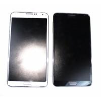 LCD displаy Дисплей за SAMSUNG N9005 Note 3 + touch тъч скрийн  ЧЕРЕН / БЯЛ цена :  285лв.