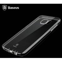 Baseus КЕЙС калъф силиконов 100% прозрачен  за SAMSUNG GALAXY S7 и S7 Edge