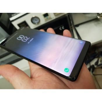 СЕРВИЗ : Смяна на счупено стъкло на Дисплей Samsung Note 8 Цена : 200лв.